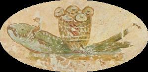 roman-catacomb-fresco-round