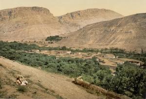 Suk Wady Barada (Abila)